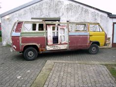 Stretched VW T3 Vanagon