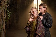 Tamsin Egerton in Camelot (2011)