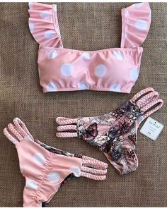 Summer Bathing Suits, Cute Bathing Suits, Trendy Bikinis, Cute Bikinis, Cute Swimsuits, Women Swimsuits, Calvin Klein Outfits, Mode Du Bikini, Moda Feminina Plus Size