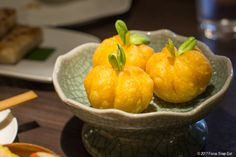 A Review of High-End Dim Sum at Yauatcha in Waikiki   Focus:Snap:Eat