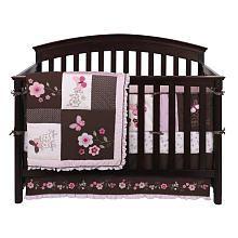 Carter's Manchester Lifetime Crib - Dark Cherry