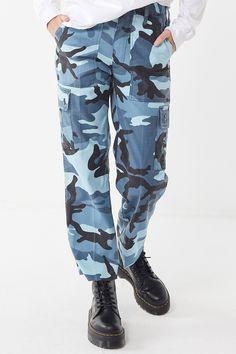 430152c32d46 Vintage Colorful Camo Pant