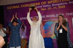 1st Global Congress of Spiritual Scientists - held in Dec 2008 at Pyramid Valley International, Bengaluru A unique Platform created for New Age Spiritual Masters and Spiritual Scientists of the world to share their Wisdom, Perspectives, and Experiences with Spiritual Seekers and Leading-edge Thinkers across the globe.