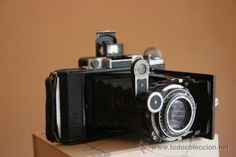 todocoleccion: cámara antigua Zeiss Ikon.
