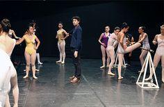 """Las audiciones de """"Con la danza, más desarrollo social"""" llegaron a San Luis Se realizaron ayer en la Universidad Nacional provincial con la presencia del bailarín Iñaki Urlezaga. Los próximos encuentros serán en las ciudades de San Juan, Mendoza y Córdoba."""