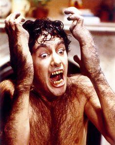 An American Werewolf in London - John Landis. Rick Baker's makeup.