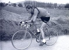 Hugo Koblet - 1940 Tour de France winner