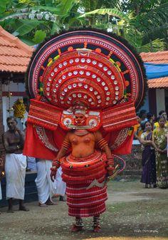 Theyyam Narikode, Kannur, #Kerala