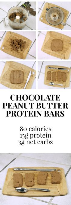 These bars have 80 calories, 3 grams of net carbs, and a whopping 15 grams of protein. It's like finding the holy grail, only tastier. You'll never buy a Quest bar again!