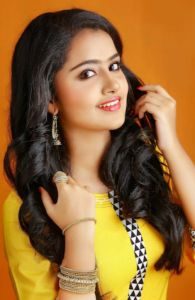 "Heroine Anupama Parameswaran is the latest sensation in Telugu Film industry. She happened to be the heroine of Malayalam hit ""Premam"" movie"