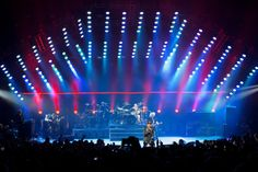 Queen & Adam Lambert - Lighting design by Rob Sinclair