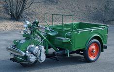 1937 Mizuno-shiki Three-Wheeler