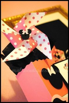 "Photo 12 of 24: Mickey Mouse Clubhouse or Minnie Mouse / Photo Shoot ""Malu Boutiques Photo Shoot Inspired by: Minnie Mouse"""