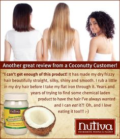 Role of Coconut Oil in Protecting Hair, Moisturizing Skin and as a Sunscreen What comes to your mind when you hear about coconut oil? Well, many people think that it is only included in diets. Coconut Oil Moisturizer, Coconut Oil Lotion, Coconut Oil For Teeth, Natural Coconut Oil, Coconut Oil Pulling, Organic Coconut Oil, Coconut Oil Hair Treatment, Coconut Oil Hair Growth, Coconut Oil Hair Mask