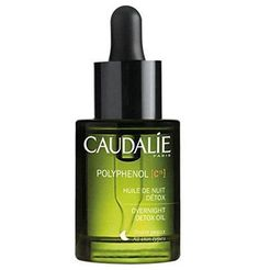 Caudalie Polyphenol Overnight Detox Oil 30 ml. - Detox Yağı Oil 30 ml. Overnight Detox, Overnight Mask, French Pharmacy, French Beauty Secrets, Nordstrom, Skin Care Treatments, Facial Oil, Tips Belleza, Best Face Products