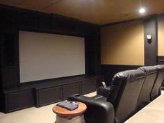 home theater paint colors | the best color scheme you have seen