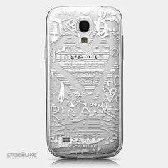 CASEiLIKE Samsung Galaxy S4 mini back cover Graffiti 2730