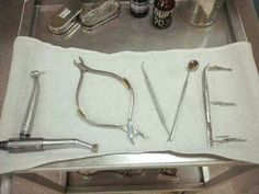 Dental humor. You've got to LOVE it. See what we did there... #funny #dentist #wilmingtonnc www.sallingtate.com