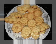 οΣκαλίσματα: Μπισκοτάκια πρέσαςΚουζιν Ma Baker, Greek Sweets, Biscotti Cookies, Cookie Recipes, Biscuits, Food And Drink, Cooking, Cake, Ethnic Recipes