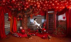Photographer Builds 8 Magical, Color-Immersed Sets Over 8 Months - My Modern Metropolis Adrien Broom