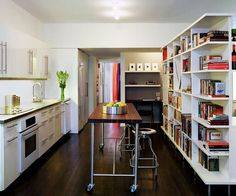 apartment therapy kitchens