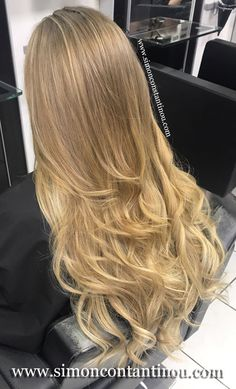 We are always going to be in love with these Rapunzel locks! Check out this gorgeous subtle balayage by Laura. Call 02920461191 to book a complementary colour consultation O.Constantinou & Sons. 99 Crwys Rd, Cardiff. CF24 4NF #simonconstantinou #balayage #longhair
