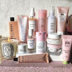 ♥︎→pinterest: @naomishwartzer » follow for more All Things Beauty, My Beauty, Beauty Care, Beauty Hacks, Beauty Makeup, Hair Beauty, Drugstore Beauty, Glossier, Face Care