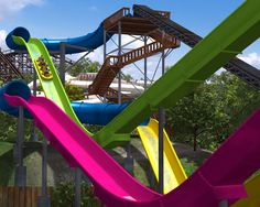 Kentucky Kingdom water park ran this ride for 2 summers