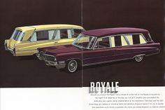 1967 Cadillac Royale Tiara by Superior
