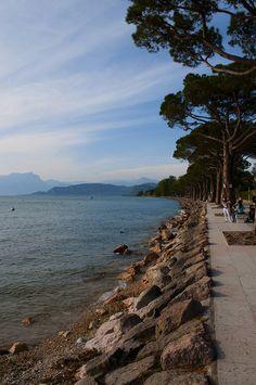 Lazise, Verona, Veneto, Italy    Garda Lake