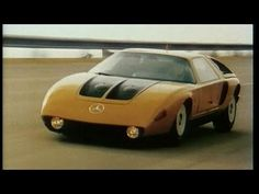 Dr. Liebold - der Entwickler des Mercedes C111. What an incredible video.
