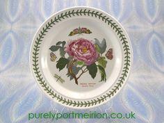 Portmeirion Botanic Garden 10 Inch Dinner Plate Shrubby Peony
