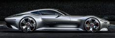 Mercedes - Benz AMG Vision Gran Turismo, una impactante joya virtual