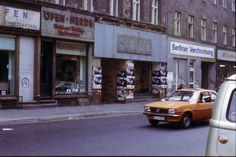 SO36, Berlin. 70s. Image taken by Rainer