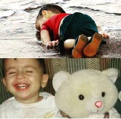 حسبي الله وهو نعم الوكيل ~ أطفال سوريا تغرق عشان خاطر العروبة الميتة !!! Horror, Pray For Peace, Palestine, My Passion, Rey, Cute Kids, Childhood, Faces, Teddy Bear