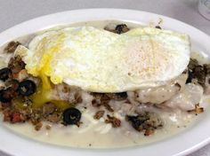 The Sicilian Island, a daily special at Leo's Diner in Benson.