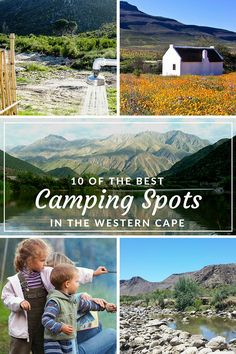 10 Of the Best Camping Spots in the Western Cape of South Africa Camping Places, Camping Spots, Go Camping, Minnesota Camping, Holidays With Kids, Montana, South Africa, Westerns, Cape