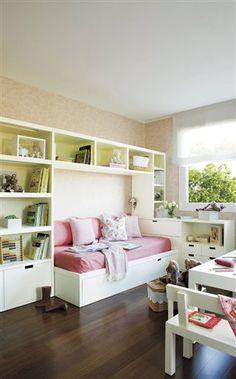12 habitaciones de princesa · ElMueble.com · Niños###