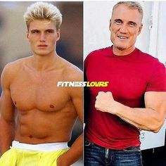 Respect to Dolph Lundgren Ivan Drago still got it Fitness Planner, Fitness Goals, Fitness Tips, Fitness Motivation, Fitness Outfits, Body Fitness, Female Fitness, Fitness Quotes, Workout Fitness