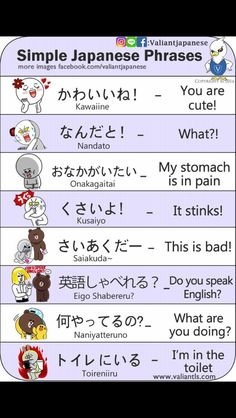 Japanese is a language spoken by more than 120 million people worldwide in countries including Japan, Brazil, Guam, Taiwan, and on the American island of Hawaii. Japanese is a language comprised of characters completely different from Learn Japanese Words, Study Japanese, Japanese Kanji, Japanese Culture, How To Speak Japanese, Japanese Things, Japanese Food, Hiragana, Japanese Quotes