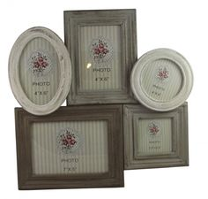 Originals Shabby Chic Multi Photo Frame