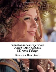 Renaissance Gray Scale Adult Coloring Book by Deanna L Ha... https://www.amazon.com/dp/1537357077/ref=cm_sw_r_pi_dp_x_PAB9xbKY2F24C