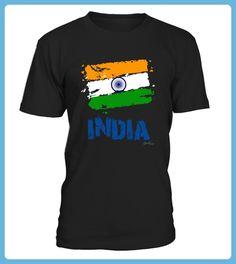 India Flag Womens TShirts