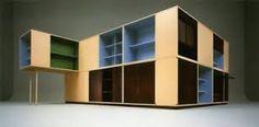 Risultati immagini per le corbusier lc casiers standard