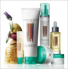 My all time favourite products! Nyakio Hydrating Kola Nut Skincare Collection | The Zoe Report