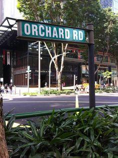 Orchard, Singapore