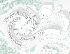 Article source: BIG architects BIG UNVEILS A SKI RESORT IN LAPLAND BIG wins an invited competition for a ski resort and recreational area in Levi. The future Ski Village will transform the existing Levi ski resort into a world class . Architecture Design, Architecture Concept Diagram, Hotel Architecture, Organic Architecture, System Architecture, Architecture Diagrams, Architecture Student, Architecture Portfolio, Big Architects