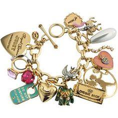 Juicy charm bracelet:)