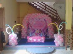 Dekorasi Balon Ulang Tahun  Contact Order 085890997010 (wA)