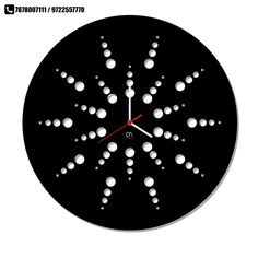 Tie your home together with customized clocks by DA CLOCKS Mandala Painting, Dot Painting, Dotted Art, Mandala Rocks, Ahmedabad, Stone Art, Art Techniques, Fused Glass, Business Ideas